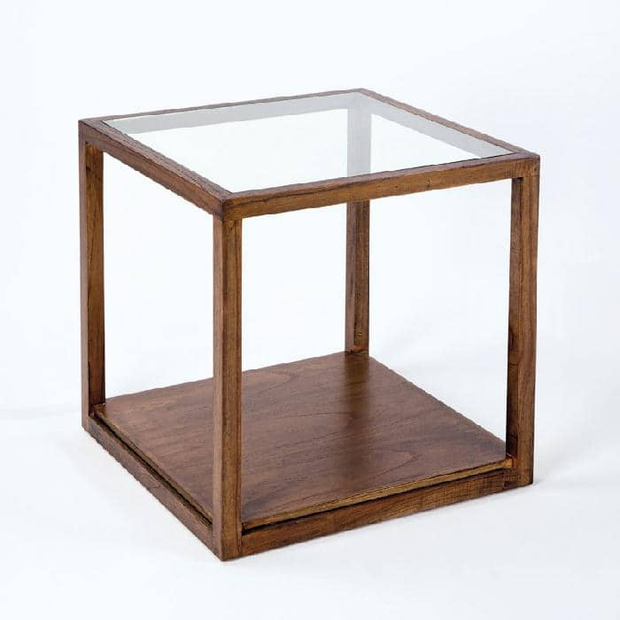 Mesa auxiliar harmon muebles de dise o borgia conti - Borgia conti muebles ...