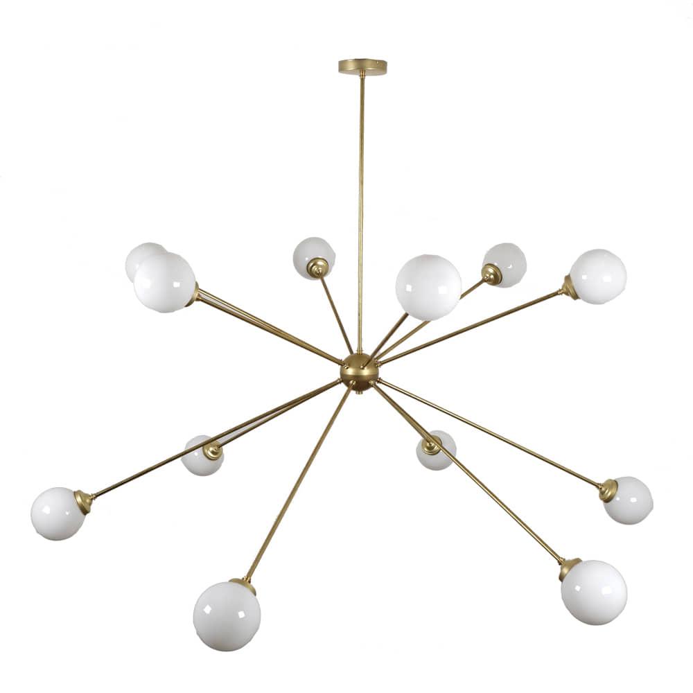 L mpara sputnik pantalla opal borgia conti - Imagenes lamparas de techo ...