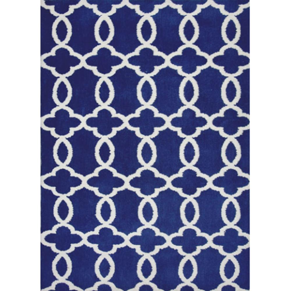 Alfombra Azhar Azul Borgia Conti