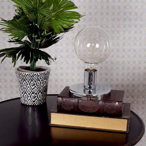 Lampara mesa Edison