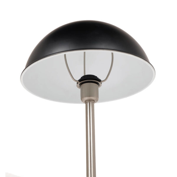 Lámpara Choke cromo