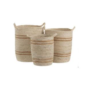 Set de cestos Ocle
