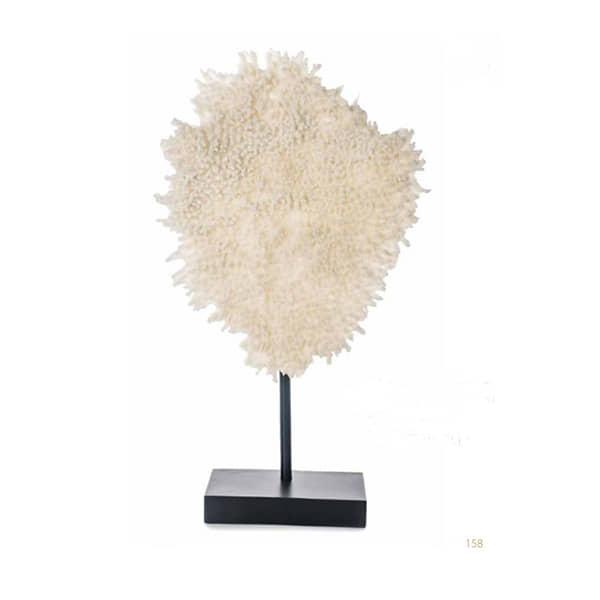 Figura Coral blanco
