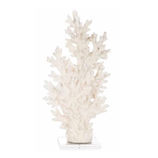 Figura Coral Blanco II