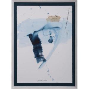 Cuadro Blue Abstract II