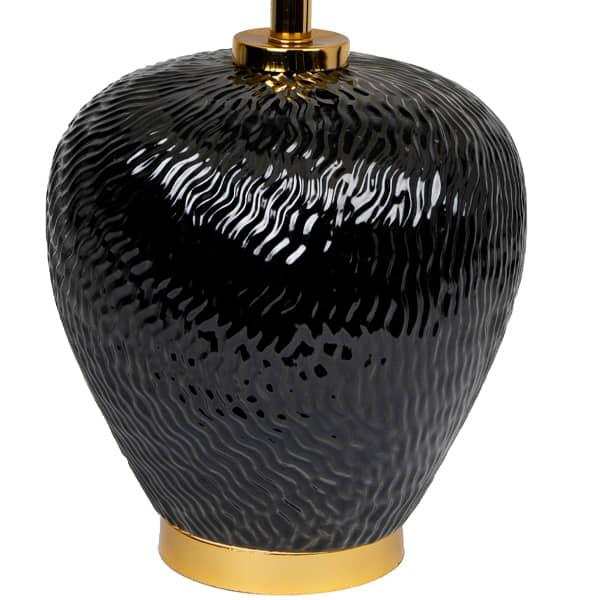 Lámpara sobremesa Negrit