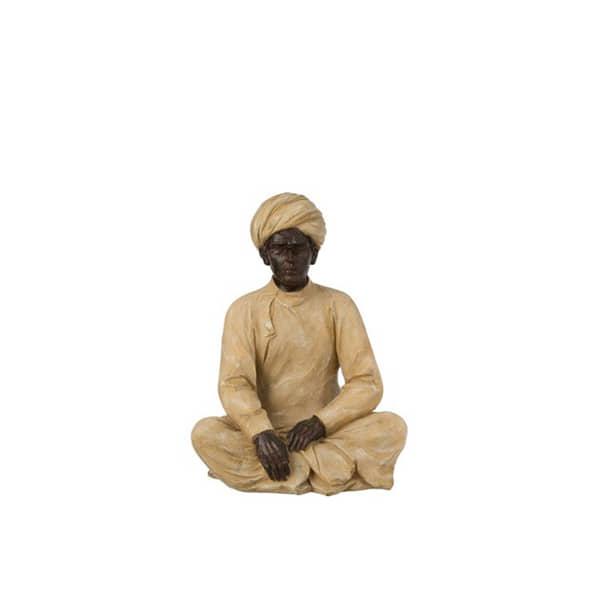 Figura Hindú Sentado