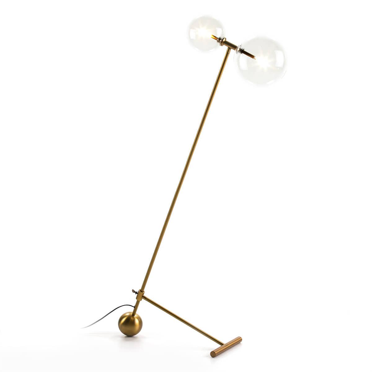 Lámpara de pie Letu