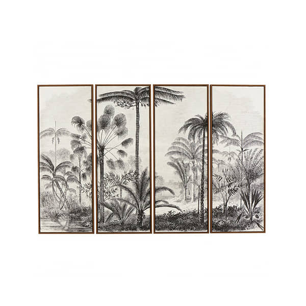 Set de cuadros Paradise