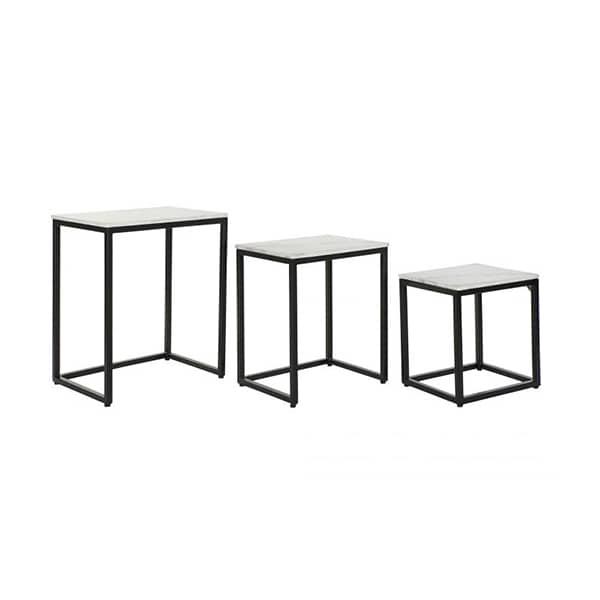 Set de mesas Mina